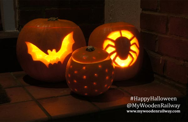 Happy Halloween to all our Friends and Followers on our social channels.