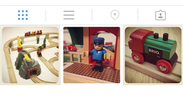 Creativity from My Wooden Railway on Instagram